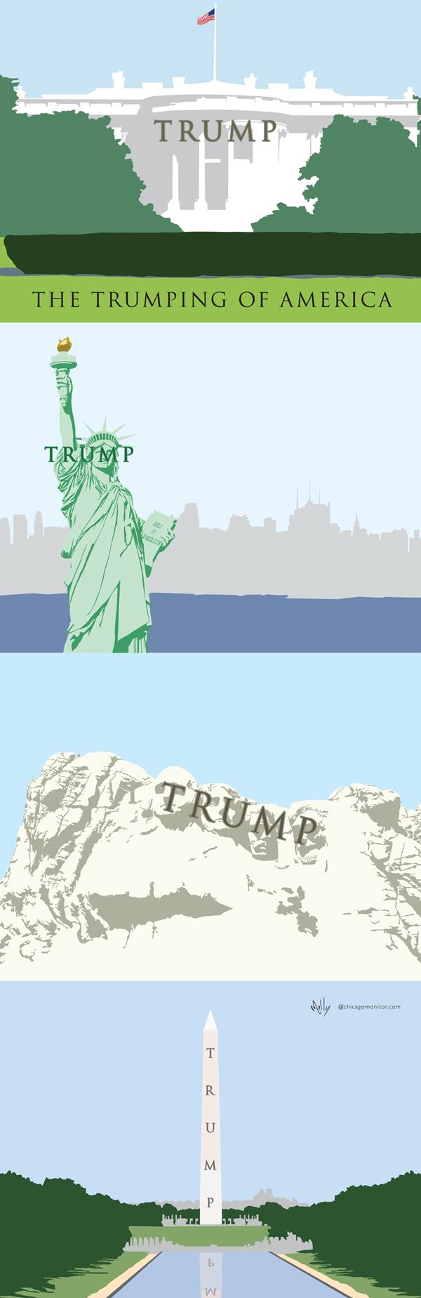 Trumping-of-America