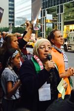 Nida Sahouri (Photo by Bill Chambers)