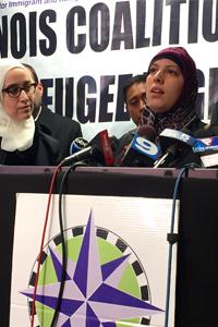 Sufa Alrifai from Homs, Syria