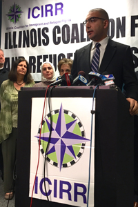 Ahmed Rehab Executive Director, CAIR-Chicago