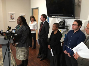 Lambda Legal, ACLU, ACLU of North Carolina and Equality NC File Lawsuit
