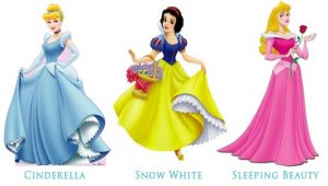 Cinderella-SnowWhite-SleepingBeauty