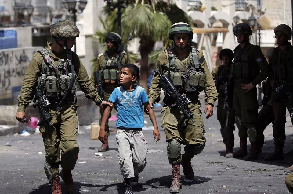 Palestinian-Children